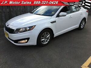 2011 Kia Optima LX, Automatic, Heated Seats, Bluetooth,