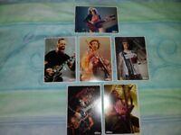 6 COLOUR ART CARDS