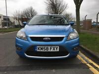 2009 Ford Focus 1.6 TITANIUM - MOT - Excellent condition