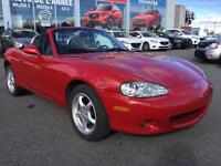 2004 Mazda MX-5 Miata IMPECABLE À QUI LA CHANCE