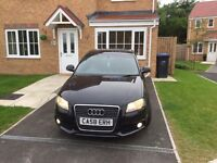 For sale Audi A3 2litre Tdi Sline FSH 1owner from new £5,500