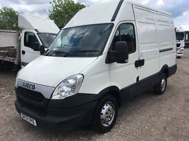 IVECO 35S11 SWB 2013 HIGH MILES THIS IN FANTASTIC CONDITION INSIDE & OUT DRIVES 100% MUST BE SEEN