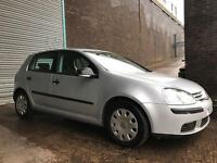 2006 VW GOLF TDI S ONLY 1 PREVIOUS OWNER FULL SERVICE HISTORY CAMBELT CHANGED