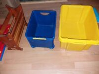 Storage lot for toys books bags shoes