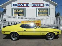 1973 Ford Mustang FASTBACK 'SPORTSROOF'!! ONLY 27,000 MILES (NOT