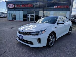 2016 Kia Optima SXL Turbo NAVI Smart Cruise NAPPA LEATHER