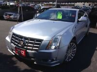 2012 Cadillac CTS Performance, 3.6, AWD, One owner