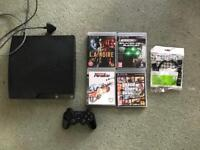 PS3, Controller, Games & Leads