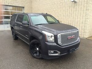 2015 GMC Yukon XL DENALI XL**NAV**LTHR**BCK UP CAM**SUNROOF