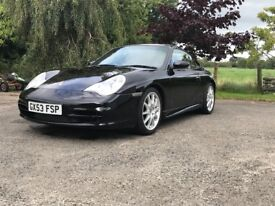 2003 Porsche 911 3.6 Manual 51k miles