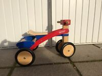 Pintoy Colourful Wooden Trike