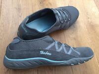 Ladies Skechers Memory Foam Trainers