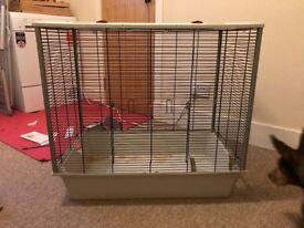 Pet cages suitable for rat, degu, chinchilla etc