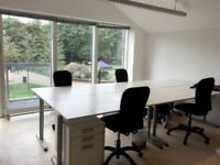 Desk spaces available in creative Borough office, London Bridge (£325pcm)