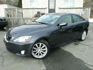2006 Lexus IS 250 | Xenons | Cooled Seats| AWD |