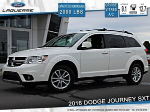 2016 Dodge Journey **SXT*AUTOMATIQUE*CRUISE*A/C 3 ZONES**