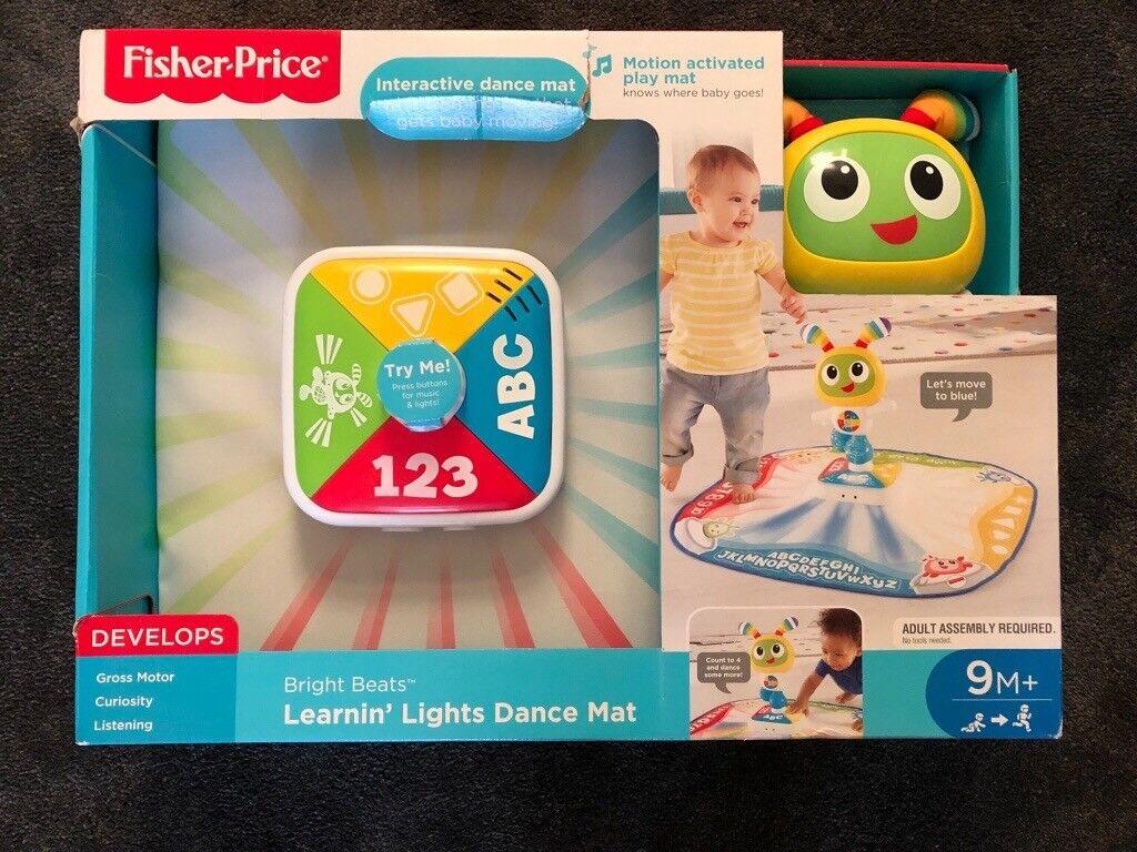 Brand new unopened bright beats learning lights dance mat | in Portishead,  Bristol | Gumtree