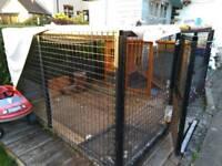 Dog/pet cage, Run
