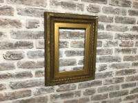 A Small Ornate Picture Frame