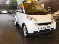 Smart Fortwo 0.8 CDI Pulse 2dr. £0 TAX AND 1 YEAR MOT