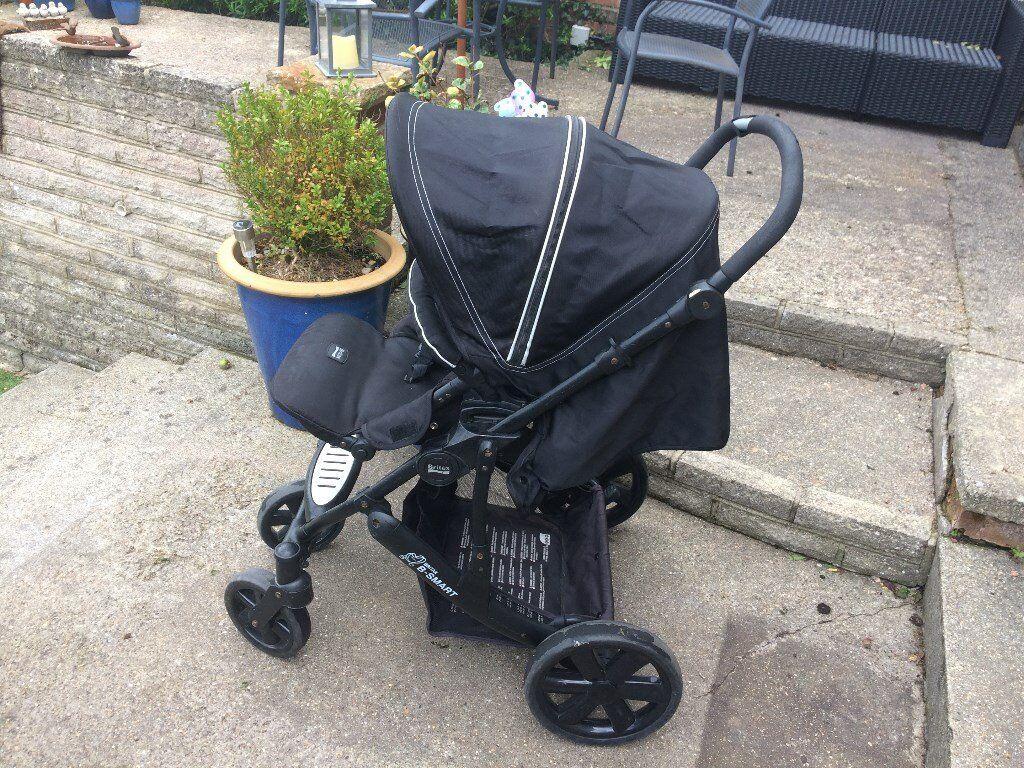 Britax Car seat push chair combo