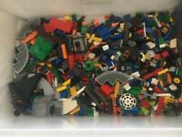 Box of Loose Lego