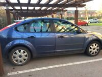 Ford Focus (74K miles) Car On Sale. No issues/advisories. 12 month MOT (April 2018). New time belt.