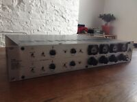 Microphone Mic Pre Amplifier Behringer Tube Ultragain T1953 ( steve sank modded version)