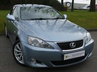 VERY RARE** Lexus IS 250 2.5 SE AUTO 4dr ***HUGE SPEC** FULL HISTORY** AA WARRANTY** FINANCE AVAILAB