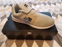 DC Heathrow Grey mens trainers size 12 *new*