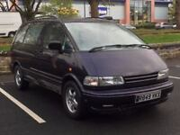 TOYOTA PREVIA 2.4 PETROL AUTOMATIC * 7 SEATER *1 YEAR MOT * PX WELCOME * CLEAN MOTOR * DELIVERY *