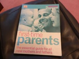 Great First-Time Parents Essential Guide book by Dr Miriam Stoppard