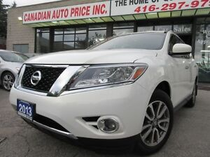 2013 Nissan Pathfinder SV-AWD-7-PASSENGER-ONE-OWNER-CAMERA-