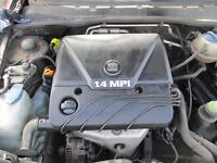SEAT IBIZA 2001 1.4MPI ENGINE GOOD RUNNER