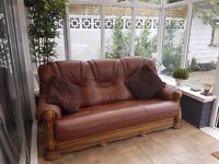 3 seater sofa plus 2 armchairs