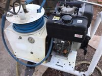 brendon diesel presure washer