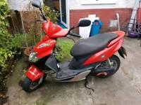 2005 Yamaha Jog R Scooter **12 Months Mot**