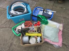 caravan and tent accessories good selection