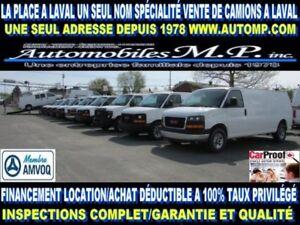 2010 Chevrolet Express GMC SAVANA CARGO CUBE TOUS GARANTIE