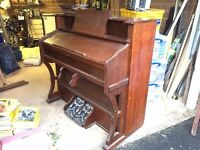 A well loved Harmonium free to a good home .... need gone asap as need some space back