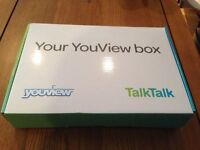 *BRAND NEW, LATEST VERSION* TalkTalk YouView HD Freeview Box (Huawei, Hardware DN3060T.01.02P)