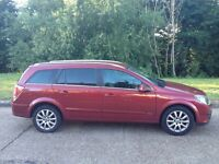 VAUXHALL ASTRA 1.6 TWINSPORT ESTATE 2005 MOT FEB 2017 SERVICE HISTORY HALF LEATHER ALLOYS AIR CON