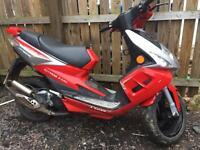 2010 TGB R50X