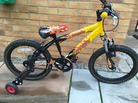 "Raleigh 18"" Wheel Mountain Bike (Child 5+)"