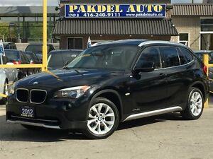 2012 BMW X1 xDrive28i*ACCIDENT FREE*NAVIGATION*PANORAMIC*FULLY
