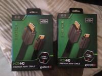 Brand new Gioteck high speed 4K 24kt hdmi cable