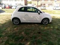 Fiat 500 1.2 Sport cheap tax
