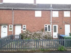 2 bedroom terraced house to rent close to JLR Gaydon