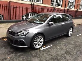 Modified VW GOLF MK6 with R20 front bumper & grill, GTI rear, Performance Exhaust, Leathers, alloys