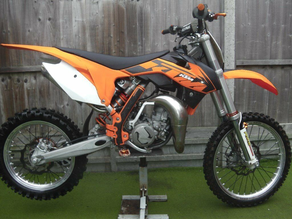 ktm sx 85 105 big wheel 2013 sold in coventry west midlands gumtree. Black Bedroom Furniture Sets. Home Design Ideas